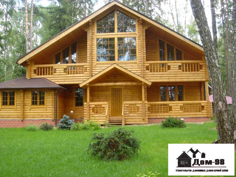 Ремонт срубов деревянных домов своими руками
